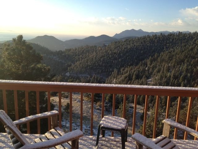 Front Range Mountain Getaway, holiday rental in Boulder