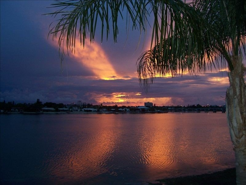 Enjoy Peaceful Sunsets at Club Bahia, vacation rental in St. Petersburg
