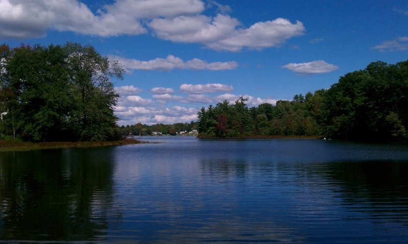 All season lake front getaway!, holiday rental in Cambridge