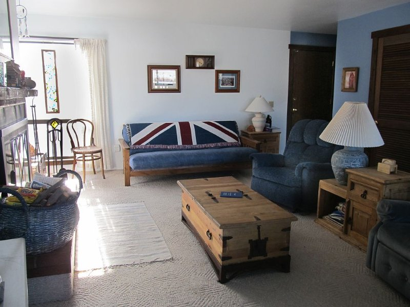 Spacious 2-Bedroom Condo In Summit County, Close To 4 Major Ski Areas., location de vacances à Silverthorne