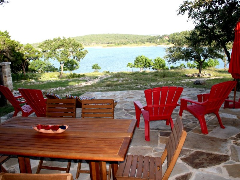 One of the best views on Canyon Lake!