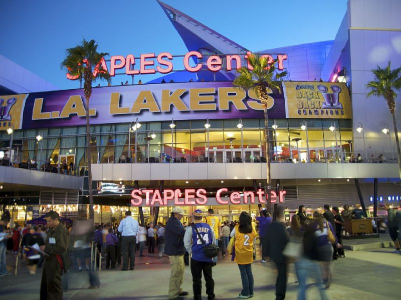 Staples Center - Lakers games and concerts - 15min away