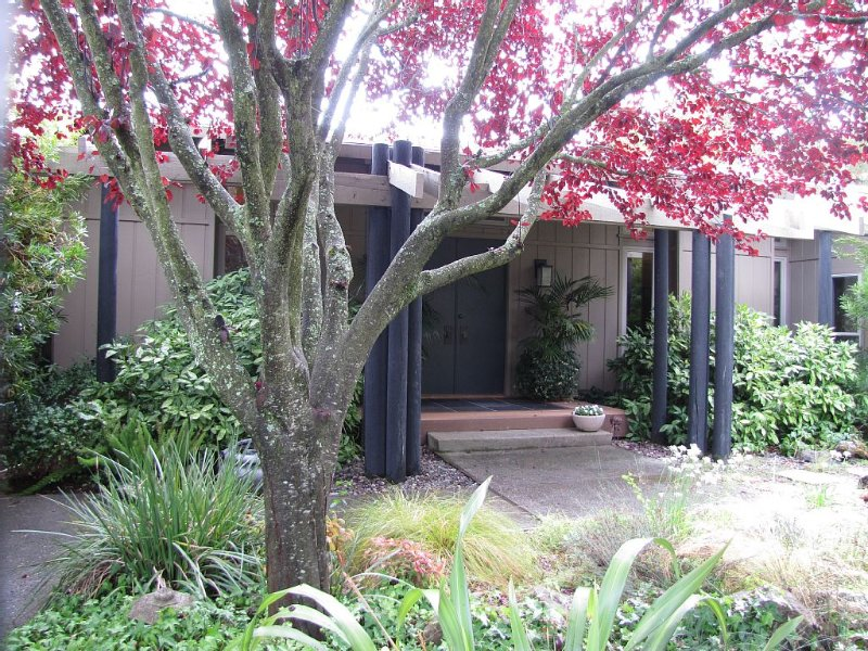 Casual Wine Country Home 3 Br 3 Bath - Vineyard and Views SANITIZED, holiday rental in Penngrove