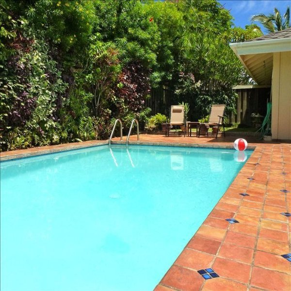 E Komo Mai to the Princeville Pool House!, vacation rental in Princeville
