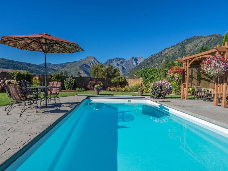Joyful Place - Saltwater Pool - Hot Tub, vacation rental in Dryden