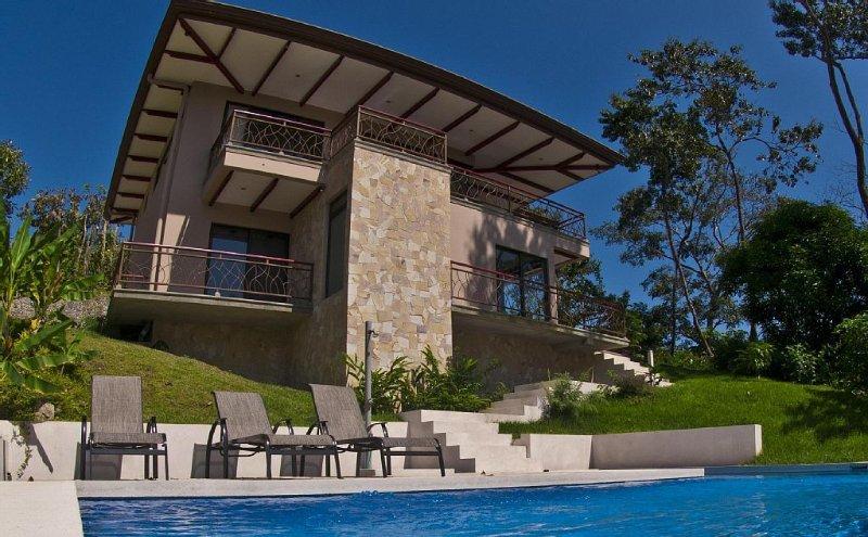 Luxury In The Middle Of Nature, location de vacances à Parc national Manuel Antonio
