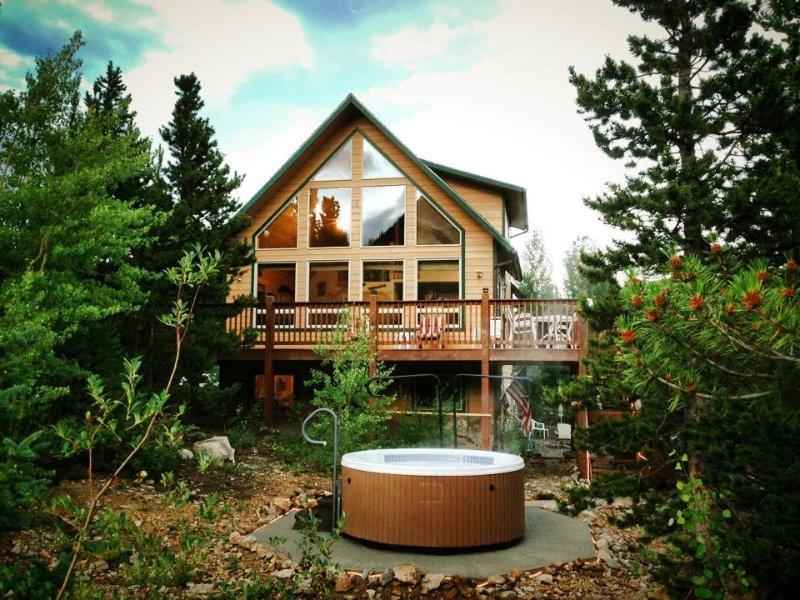 Your Rocky Mountain Retreat!