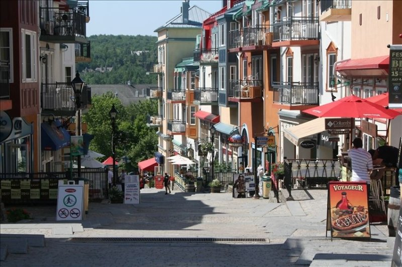 Pedestrian Village