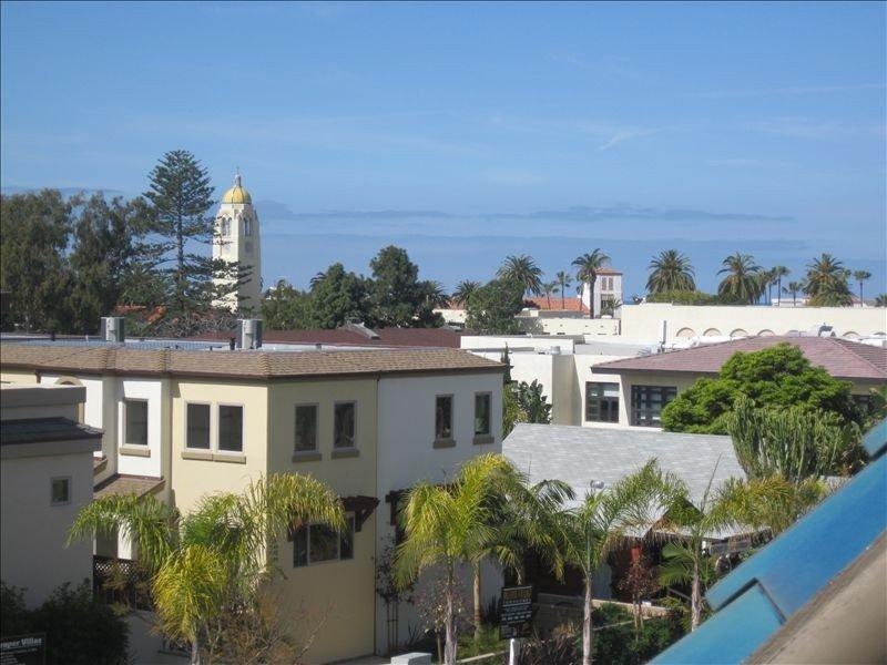 New Luxury Ocean View Condo Top Floor in the 'Heart' of the Village in La Jolla, vacation rental in La Jolla