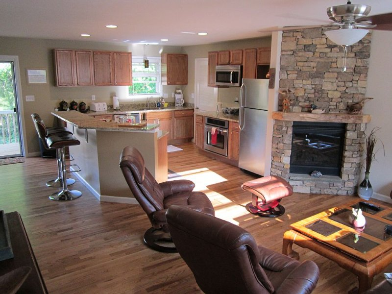 Downtown Brevard Cottage - Hot Tub / Pets, holiday rental in Brevard