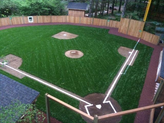 Vida Yards Wiffle Ball Field.