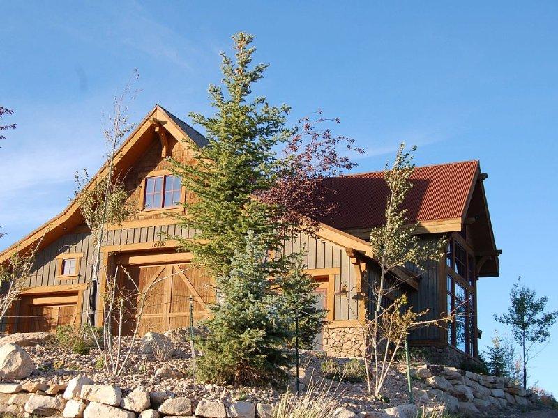 Modern Loft Studio With Expansive Views On 60 Acres, location de vacances à Coalville