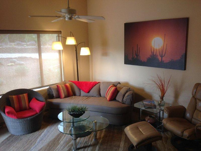 Serene Country Casita:  Hike/bike/relax In A Beautiful Rural Desert Setting, holiday rental in Tucson