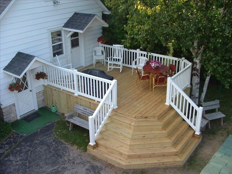 A Deluxe Vacation Rental Home in Fish Creek Area Open All Year, casa vacanza a Fish Creek