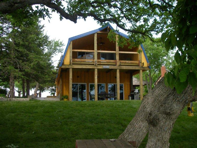 Your Family Vacation at the Lake  - Lake Wabaunsee, in the Flint Hills of Kansas, alquiler vacacional en Kansas
