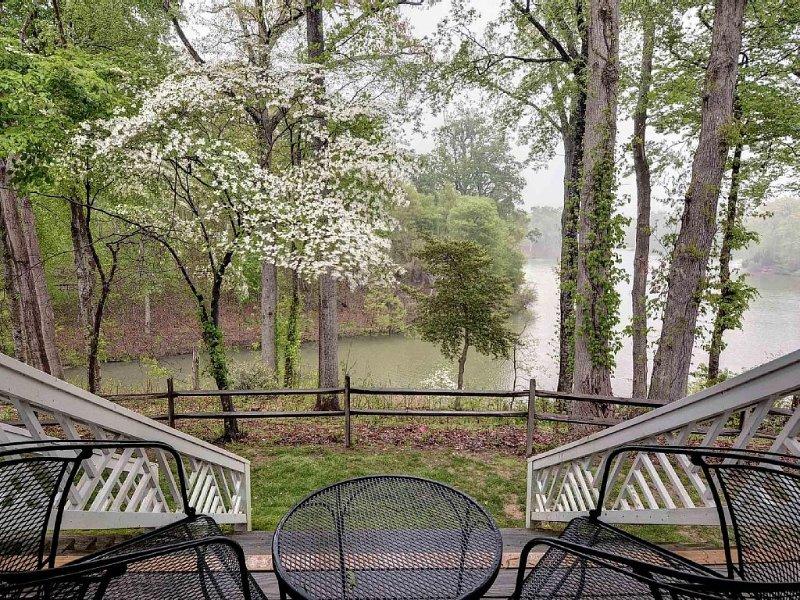 On Wareham's Pond.
