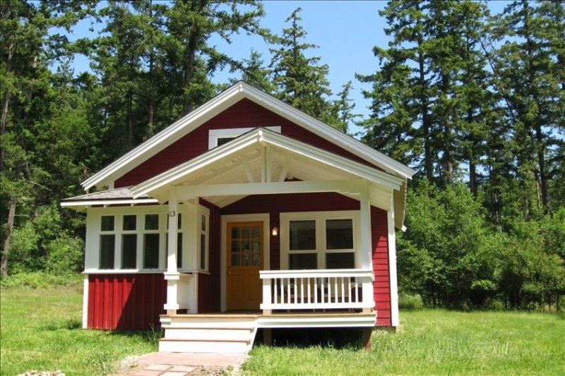 Adorable Lopez Island Cottage, holiday rental in False Bay