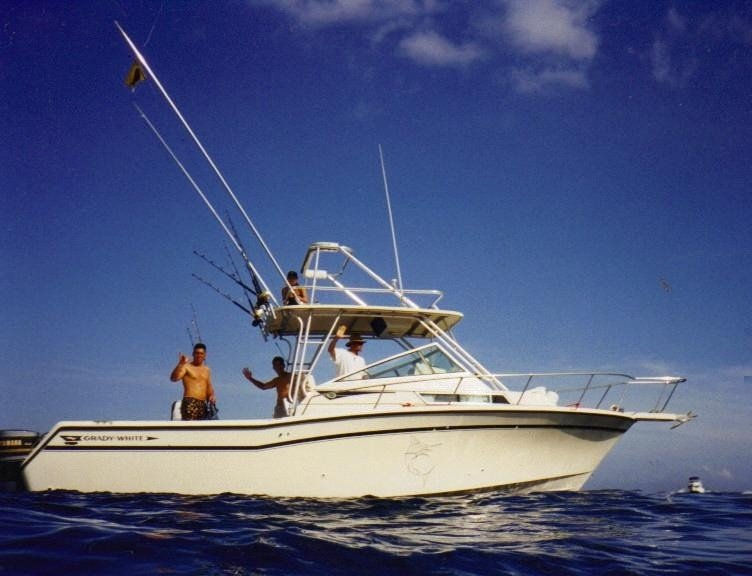 Private charter boat w/crew always available exclusively for Villa Andaluza