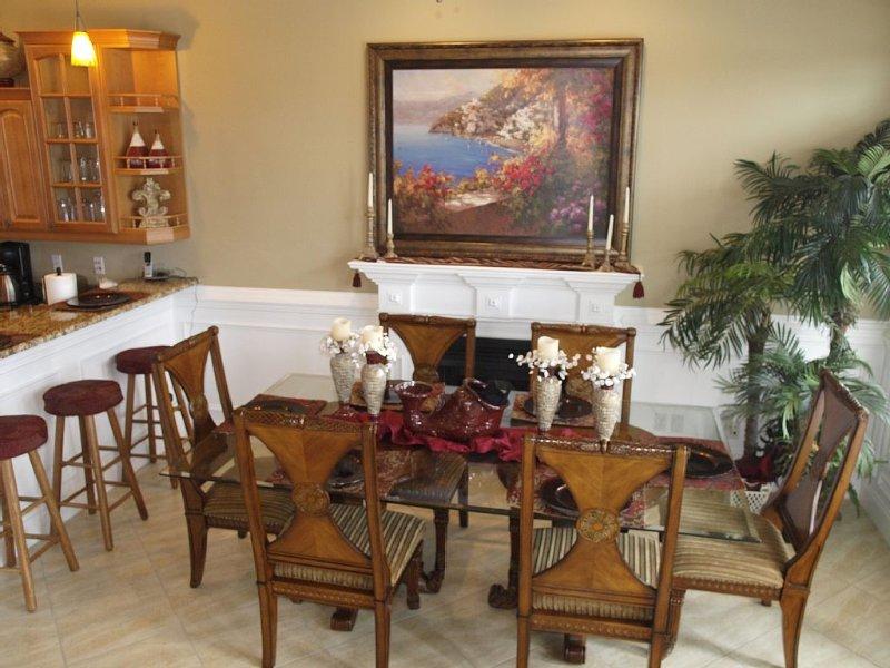 Formal dining room. (1st Flr)