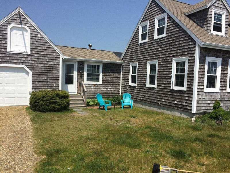 Beachfront Cape Home Located Directly On Rye Beach, NH.  USA, vacation rental in Rye Beach