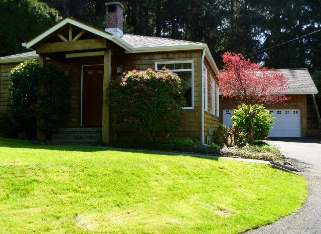 Cute Tucked Away Cottage!, aluguéis de temporada em Cannon Beach