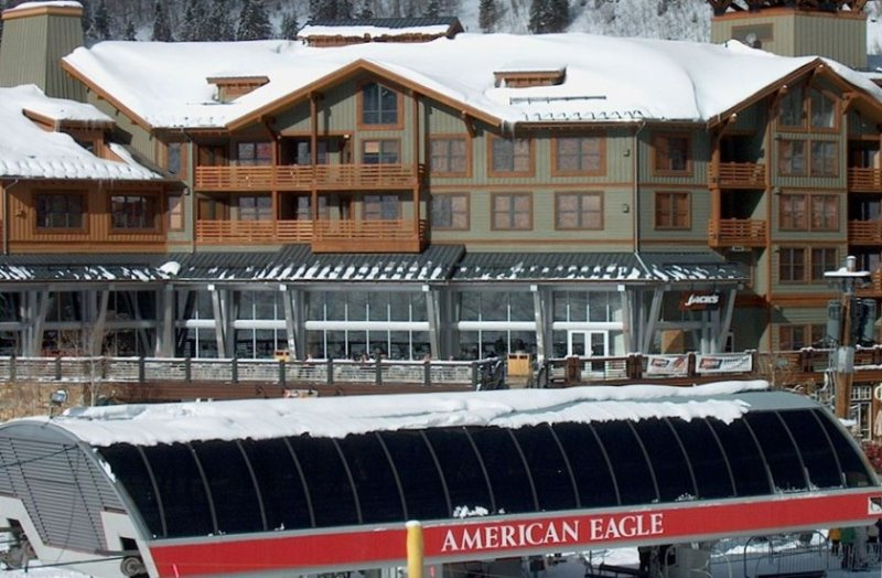 ***Best Location in The Center Village at Copper Mountain!***, alquiler vacacional en Copper Mountain