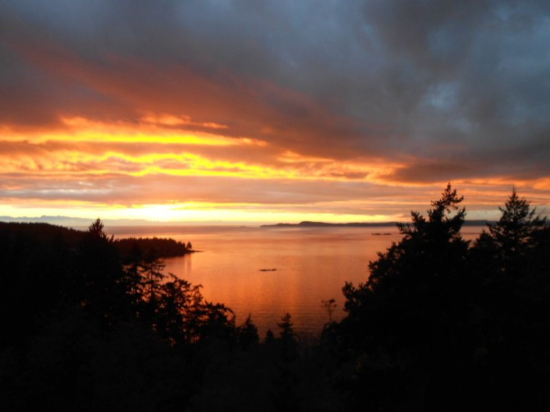Rosario Retreat    Breathtaking view, Seclusion, and comfort, vacation rental in Anacortes