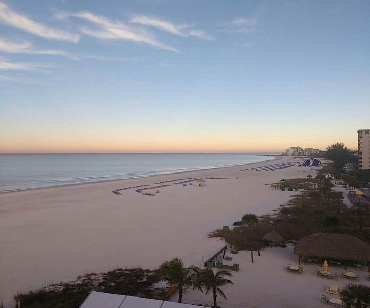 Beautiful St Pete Beach.  Five Minutes from your Door Step