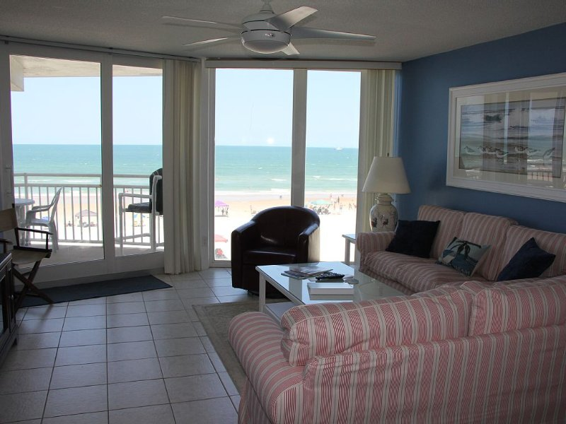 Gorgeous Ocean view!!, holiday rental in Daytona Beach Shores