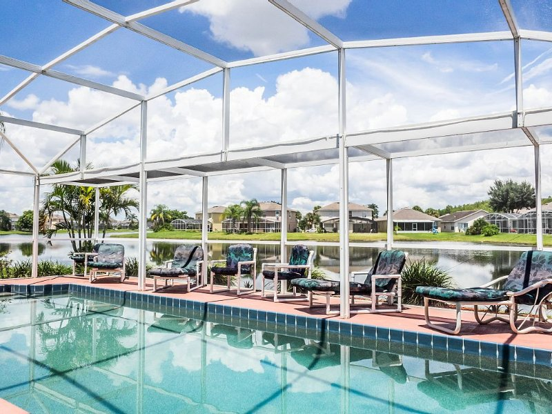 $$$ Florida Vacation Home $$$, 'Your Home Away from Home', alquiler vacacional en Buena Ventura Lakes