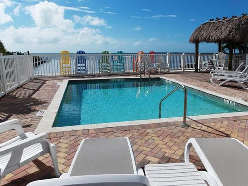 REDUCED SPRING RATES!  Private Home in Waterfront Community Pool Kayaks Bikes, holiday rental in Cudjoe Key