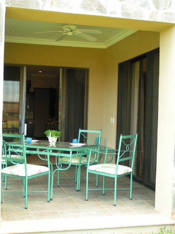 Enjoy your breakfast on the terrace