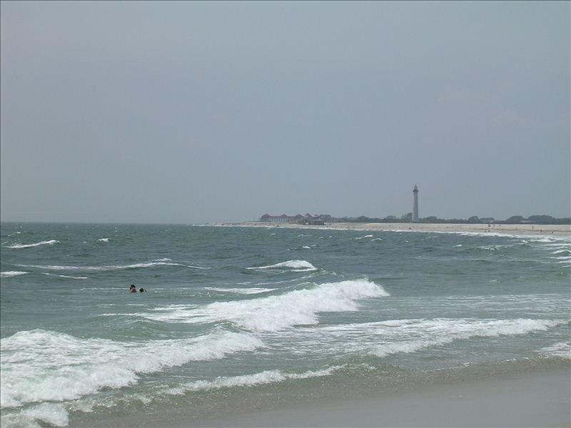 Cape May - Cove Beach