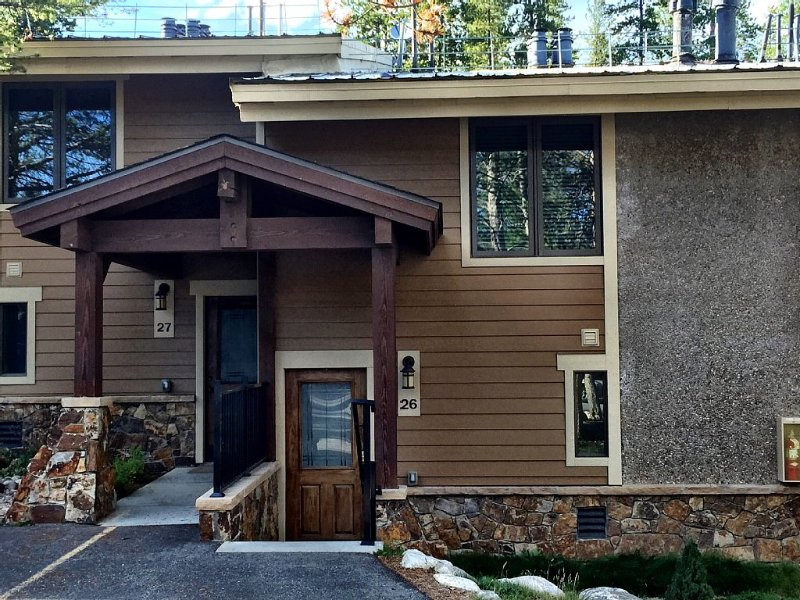 Ski Or Snowboard, Hike Or Bike This Is Your Paradise!, vacation rental in Breckenridge