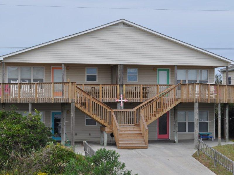 Ocean View, Easy Beach Access, vacation rental in Emerald Isle