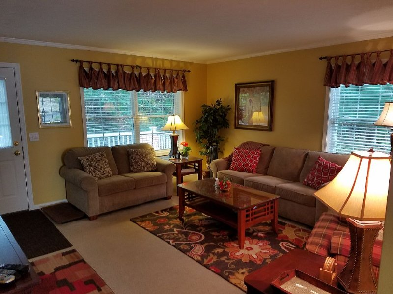 PERFECT Location for SKI RESORTS, BIKING, HIKING and MORE, holiday rental in Petoskey
