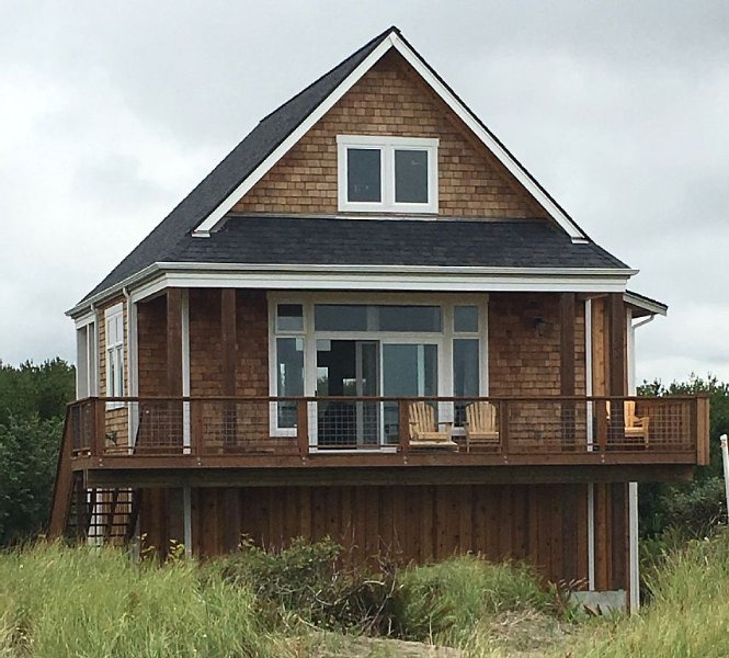 Uninterrupted Pacific Ocean views, holiday rental in Grayland