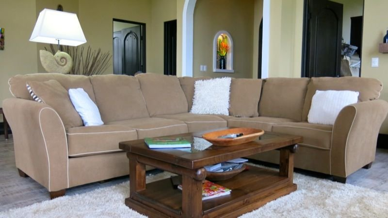 Most Comfortable couch in Costa Rica