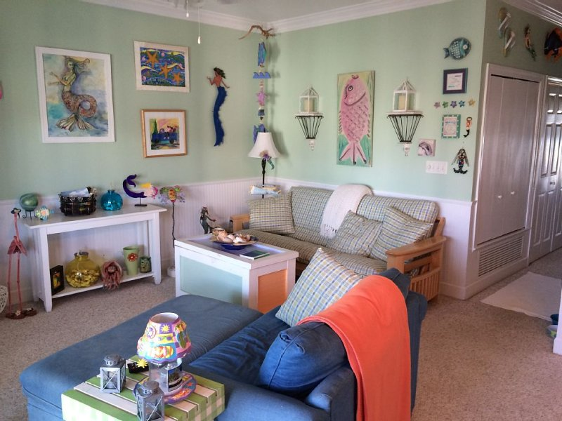 Great South End location!!, holiday rental in Tybee Island
