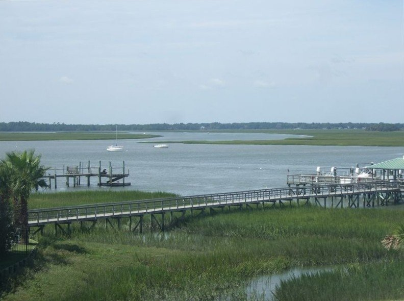 View of Folly River from Mater Bedroom