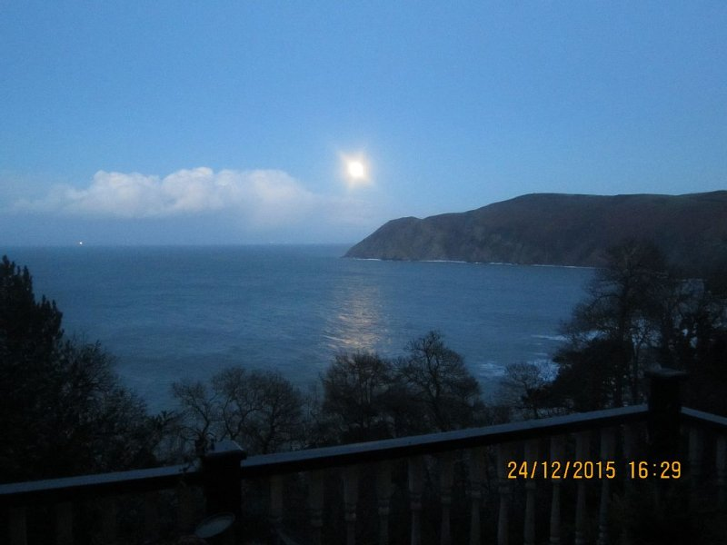 Lynmouth Bayview Apartment, vacation rental in Lynton