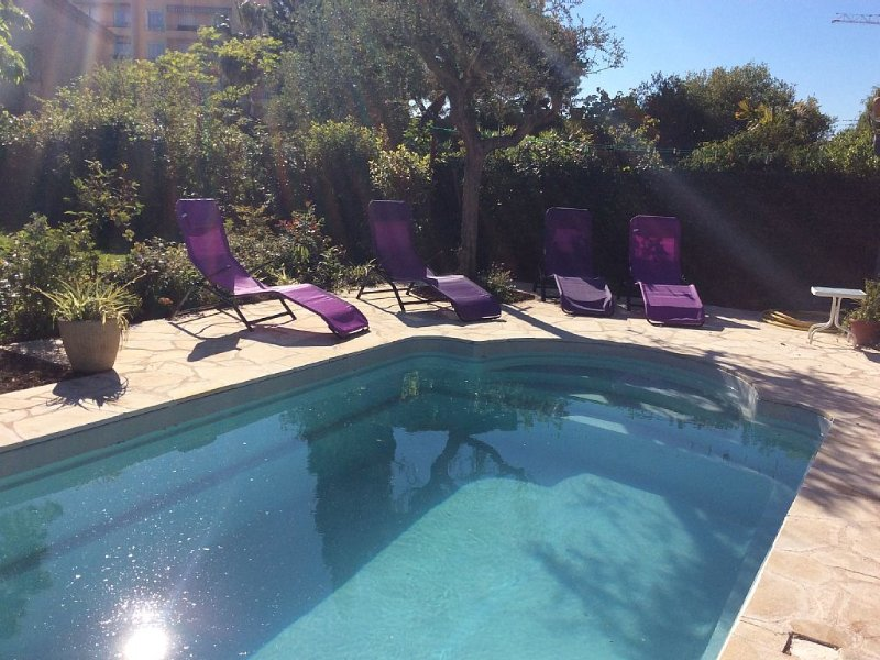 Villa with pool in the heart of Cannes, vacation rental in Cannes