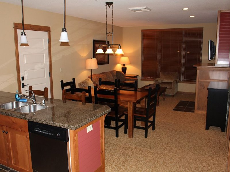 Luxury Suite Mt View 373, holiday rental in Kellogg
