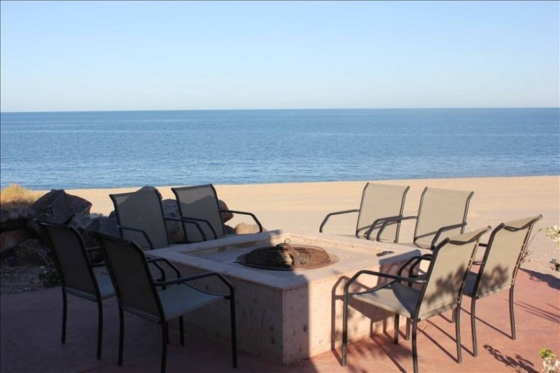 Casa Grande--on the Water, No Obstructions--Sanfelipebythesea, vacation rental in San Felipe