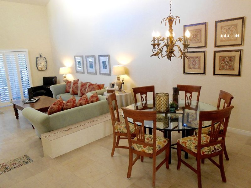 Casa La Quinta! RELAX, Spa, Golf, Tennis, Dine, Pools, Hike, Bike, Shop, Concert, holiday rental in La Quinta