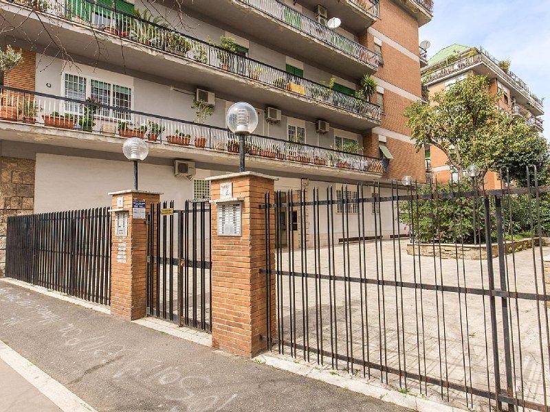 Rome, your home in Rome!, alquiler vacacional en Il Casaletto