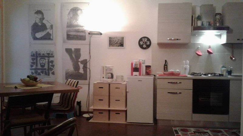 Apartment in the heart of the Ghetto, vacation rental in Chiesuol del Fosso