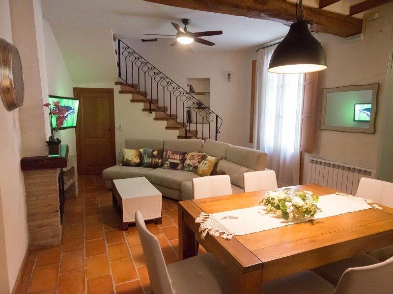 Casa Rural El Riberer, Ferienwohnung in Canor