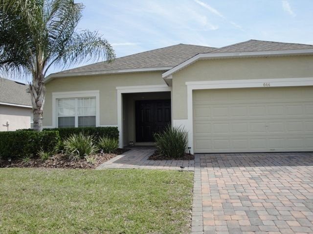 Fantastic 4 bed Villa in The Sanctuary,West Haven, Davenport Florida, location de vacances à Polk City