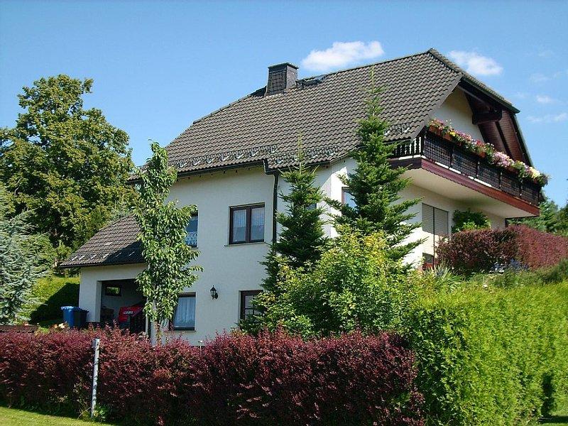 Komfortable Ferienwohnung für 2 Personen, location de vacances à Marienberg